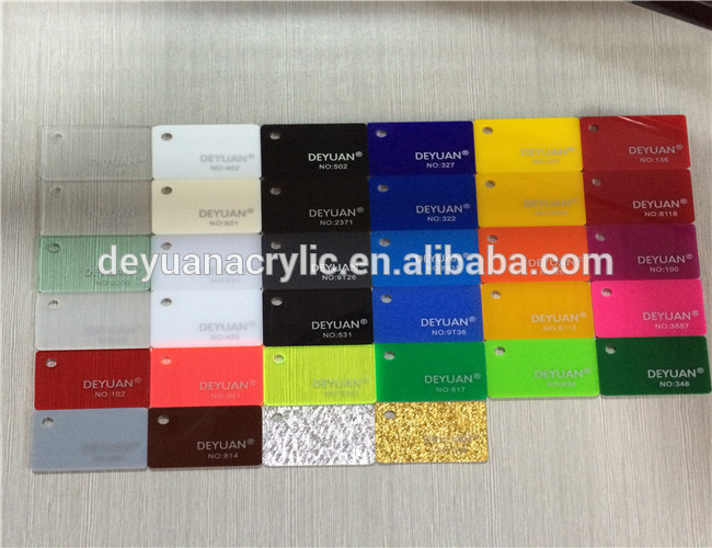 High quality PMMA/Acrylic/PS Stripe Pattern Sheet
