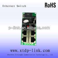 5 Port 10/100Mbps ethernet switch module direct buy china