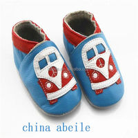 2014 cheap unisex real leather polka-dot children fashion girl casual spanish warm baby shoes