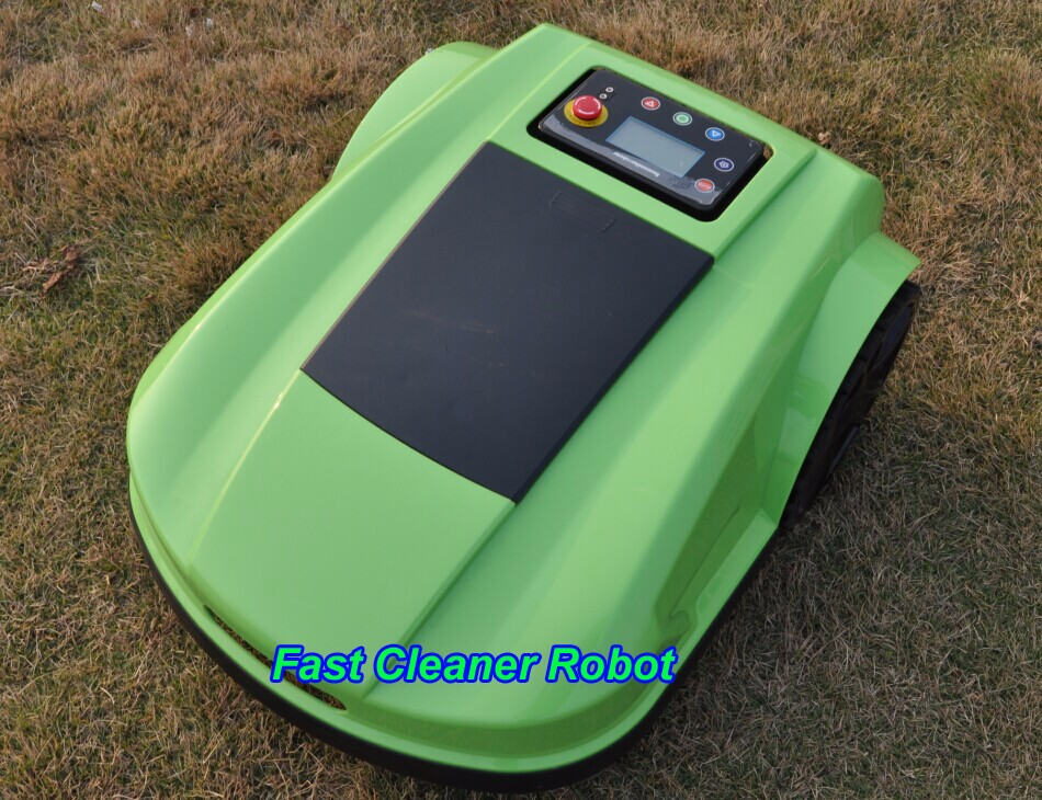 2017 Newest 4th Generation Smartphone App Robot Lawn Mower With Newest Range Funtion+Subarea +Mowing Schedule