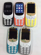New arrival mini mobile phone 3310 in stocks!