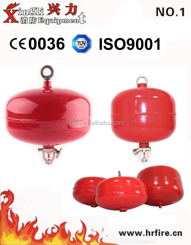 automatic dry powder fire extinguisher(3-12kg)