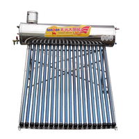 high pressured solar water heater wholesales direct price