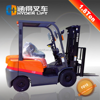 pickup truck diesel forklift 1.8t trucks for sale with ISUZU C240