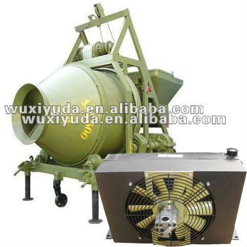 bar and plate oil cooler,Grout pumps hydraulic cooler,high efficient cooler