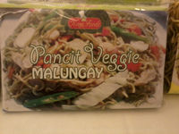 Vegetable Noodles ( Pansit)