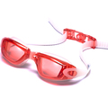 100% silicone swim goggles diving equipment swim goggle