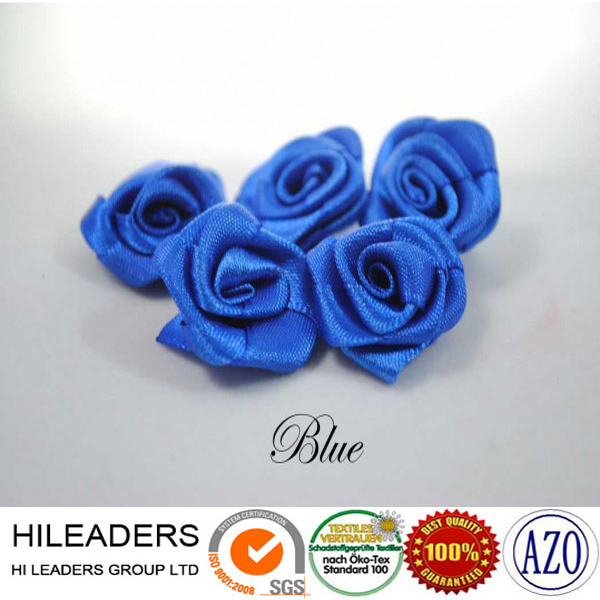 Eco_friendly Super Quality satin Ribbon Rose
