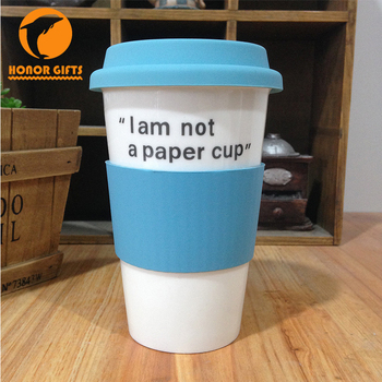 Top Quality Promotional Eco-friendly Wholesale Ceramic Mug No Handle