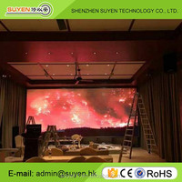PH3 Curved indoor SMD 3in1 P3mm hd LED video display