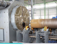 kaitai shot blasting machine for cleaning steeel pipe