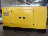 With Cummins 6BT5.9-G2 Engine 100kva Shopping Mall Generators