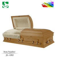 JS-A903 wholesale best price infant and baby casket
