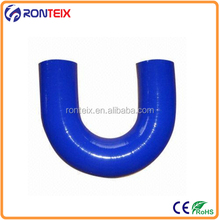 High Performance 100mm ID 180 Degree Bend Silicone Hose / Tube / Pipe