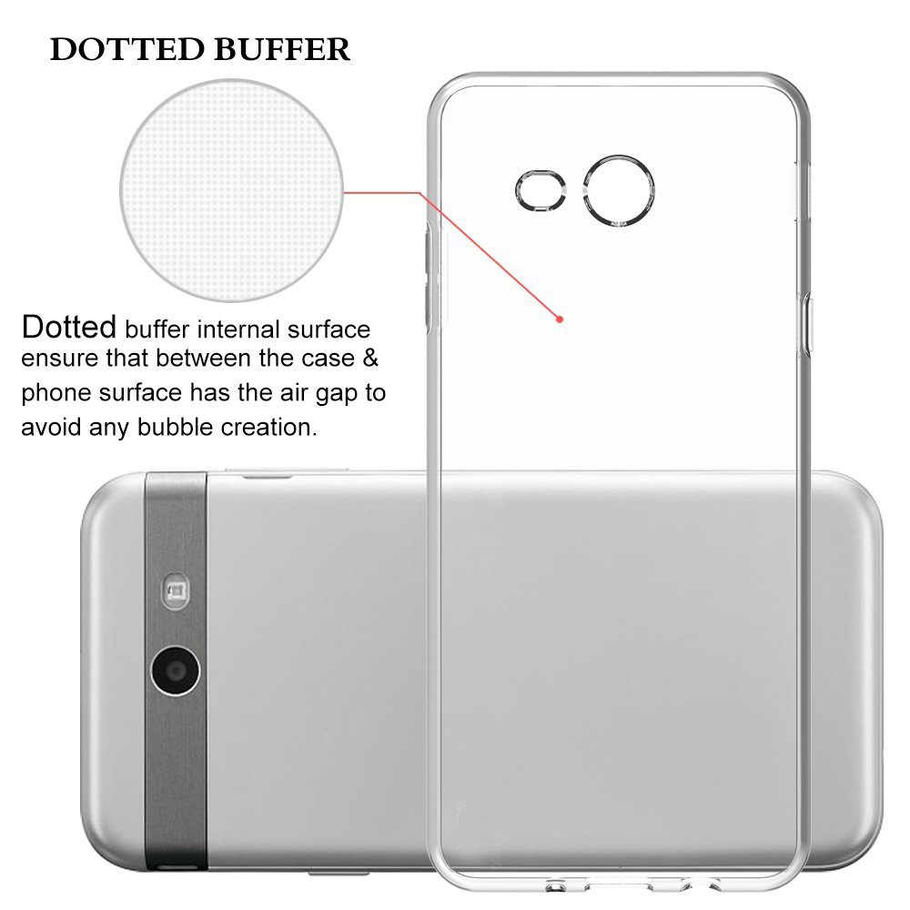 For Google Pixel Case, Anti Slip Scratch Resistant Soft Clear Cover Case For Google Pixel XL 5.5''