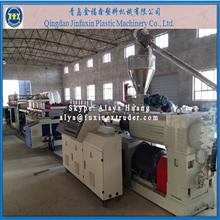 plastic sheet making machine/pvc wpc crust foam board production line