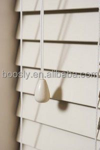 Classic pvc wooden ventian blinds from chinese curtain manufacturer