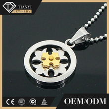 New design charm jewelry, couple pendant jewelry, men pendant