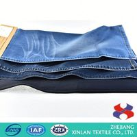 China Wholesale Factory Commercial frivolous dress order jacquard fabric in denim