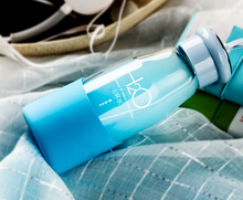 bottle glass,H2O Drink Water Bottle,glass water bottle with silicone sleeve