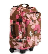 Durable Hot sale colorful top quality luggage
