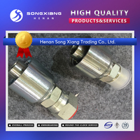 good adaptability camlock hydraulic quick coupling