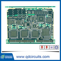 High quality quick dilivery 16 layer green china china single side pcb