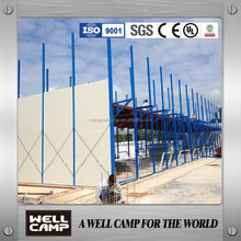 Easy build house/mobile perfabricated residential houses for labor camp