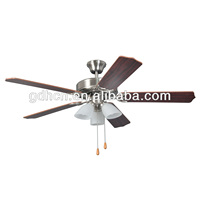 52inch Decorative Lighting Ceiling fans, Certified by ETL