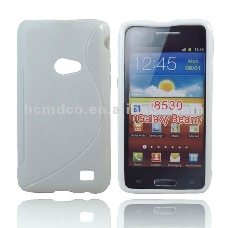 Hot selling case for i8530 cover