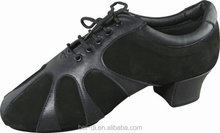 comfort and popular leather sole dance shoes men
