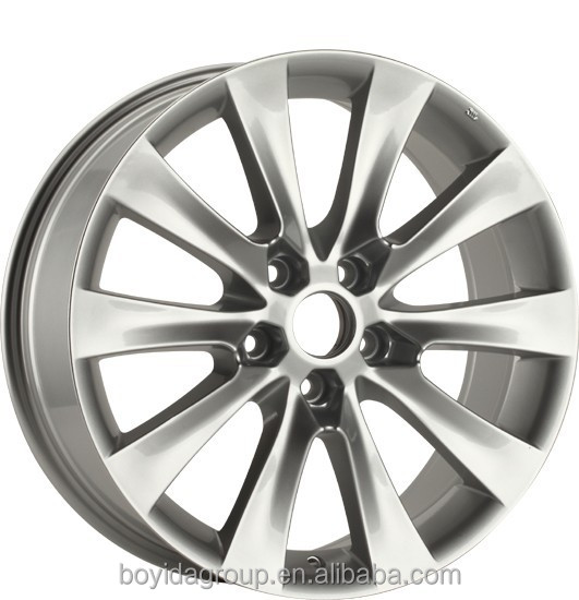 Fine processing used alloy wheel for car B-477