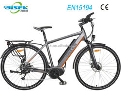 2015 newest 2 wheels powered city 2 seat pocket electric bike