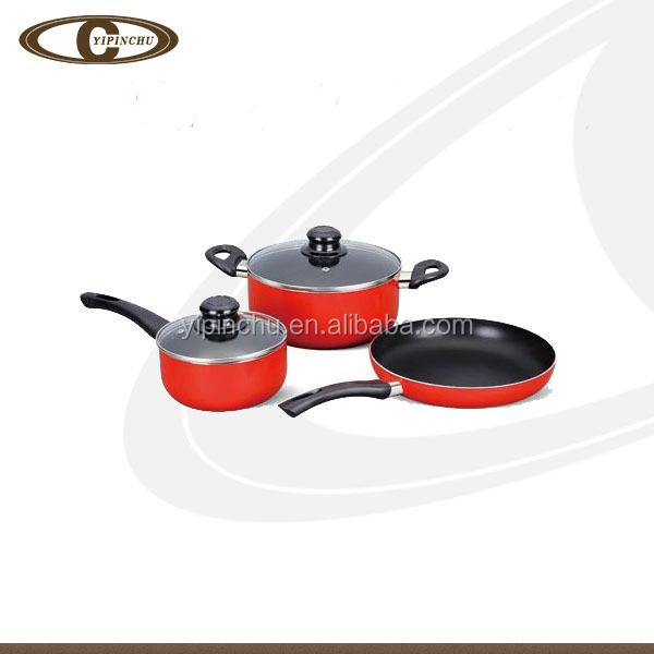 Colorful Commercial Non-stick coating kitchenware & cookware