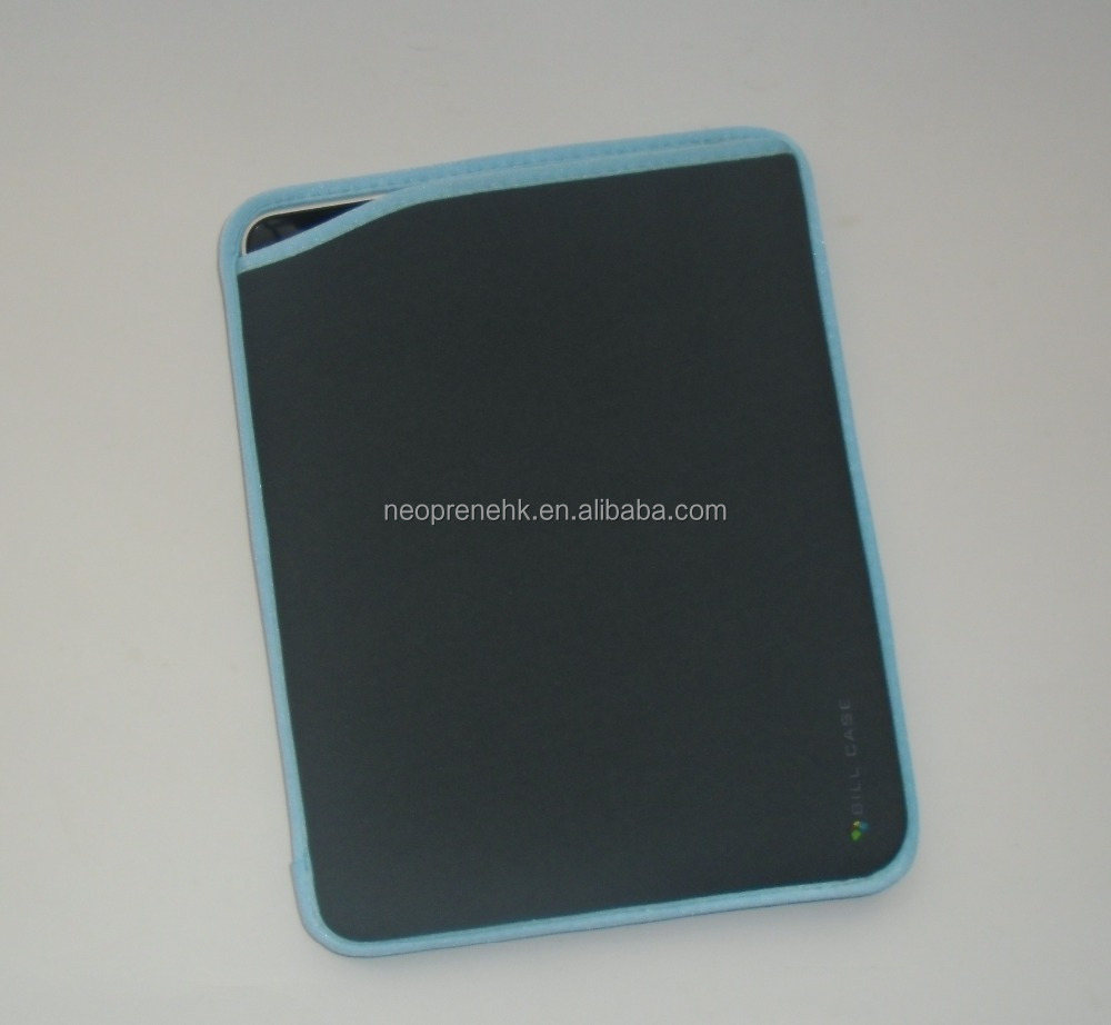 customized LOGO for IPad Neoprene Tablet case
