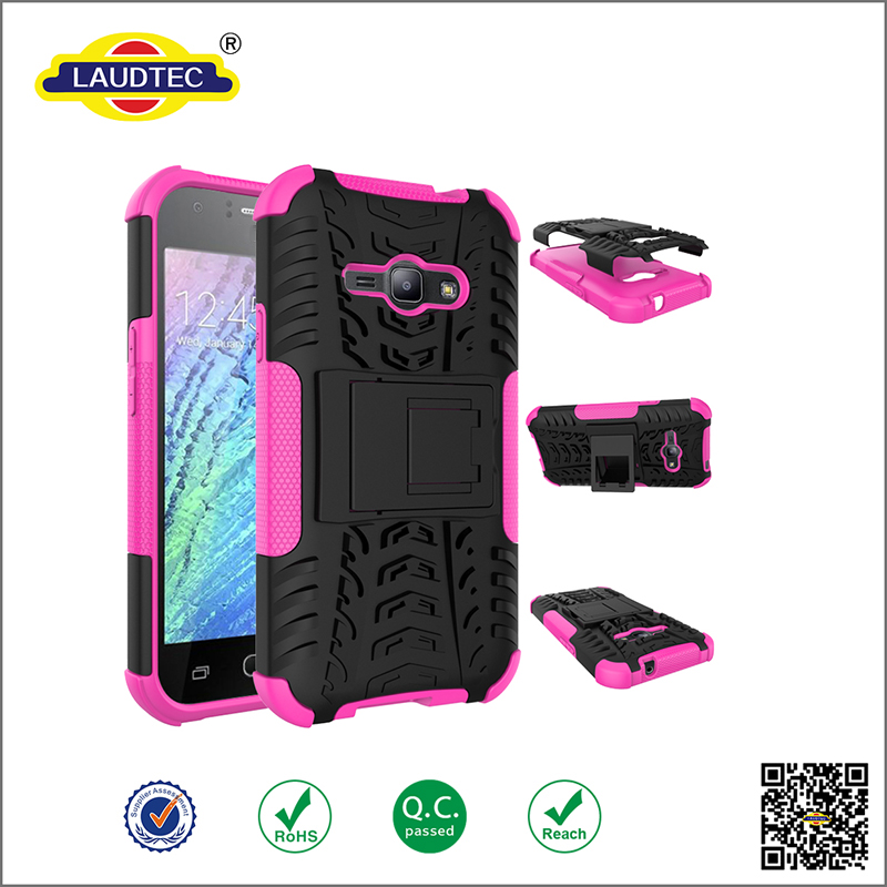 Special line Shockproof back case cover For Samsung Galaxy J1 Ace ------- Laudtec