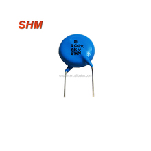 High Voltage 6KV Disc Ceramic Capacitor