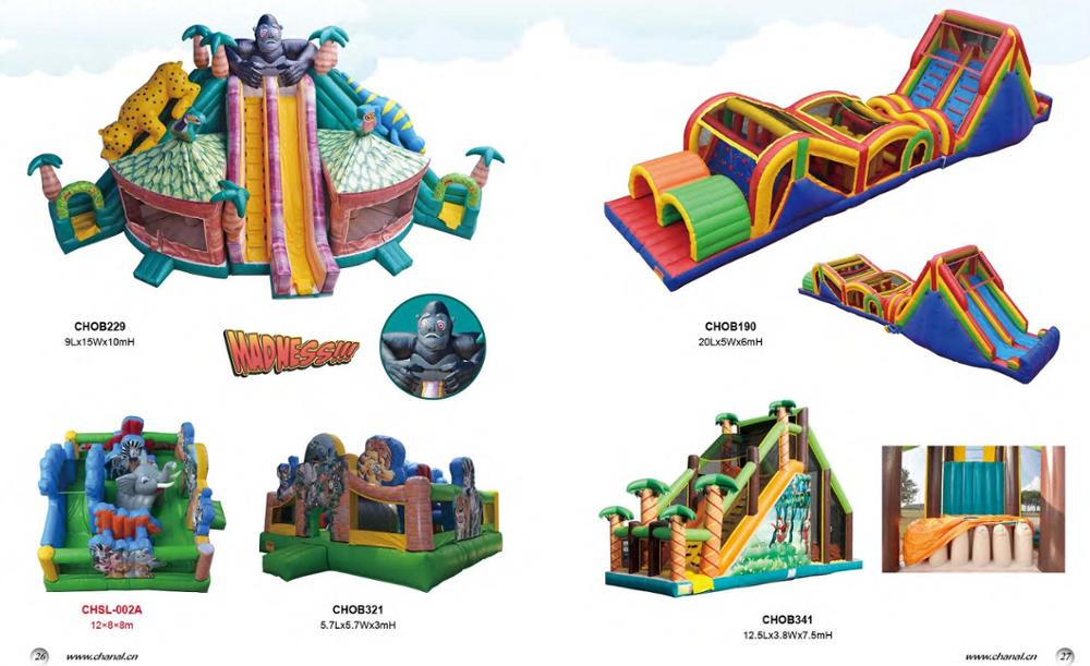 outdoor commercial inflatable jumper bouncy house for children