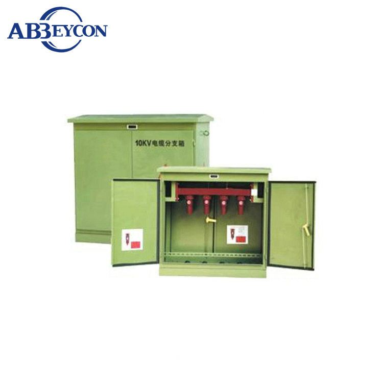 CS03 DFW-12 11kv Cable Branch Box different design outdoor cable distribution box