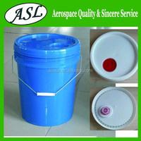 20L Plastic Bucket Pail With Threaded