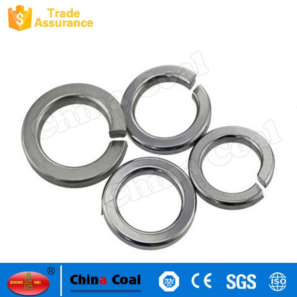 Stock High Quality ASME/ANSI Black Double Spring Washers
