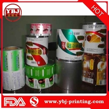 guangzhou Wholesale PVC high quality printing moisture barrier snack packing film