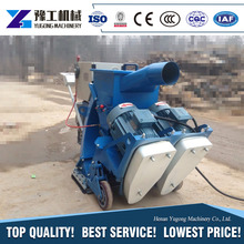 Fully automatic moving shot blasting machine water tank cleaning machine with dust collection system on sale