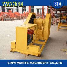Diesel engine PE250X400 stone crusher price for construction aggregate