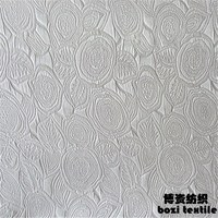 Hot sale free sample 100% polyester jacquard fabric for curtains