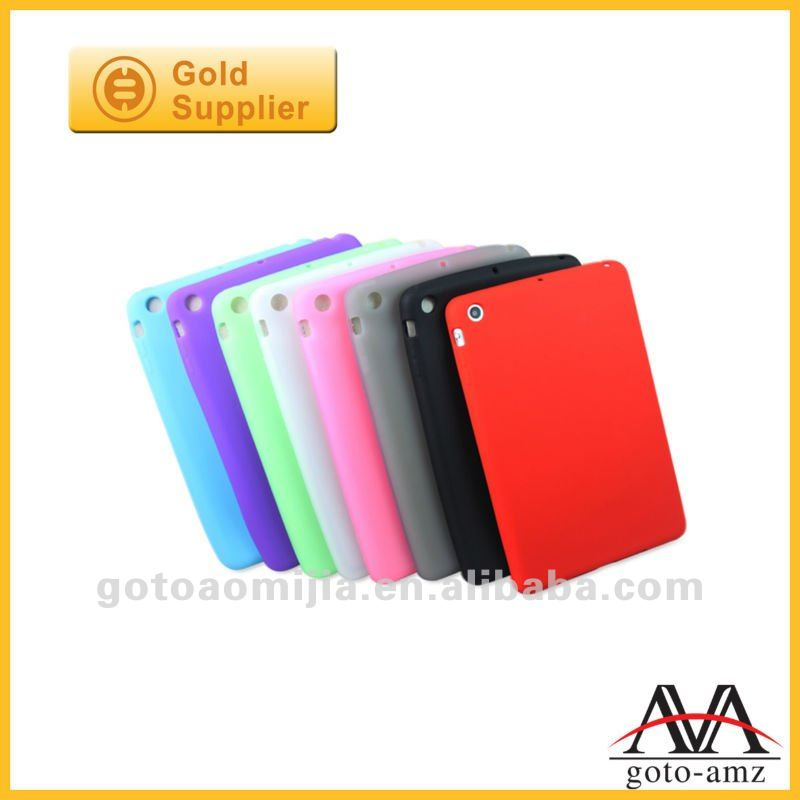 silicone cover case for ipad mini