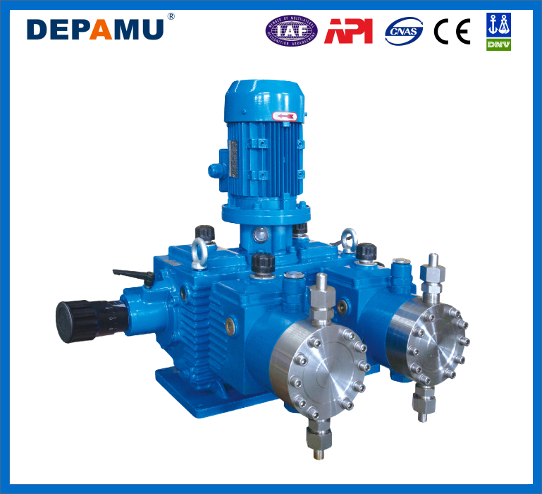 Industrial Metering Pump Reciprocating Diaphragm Metering Pumps