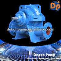 Double Suction High Volume Pump, Water Pump System