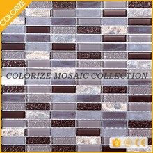 Wholesale New Style Colored Glass Mosaic Crafts