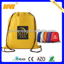nylon drawstring cinch backpack (NV-D0307)